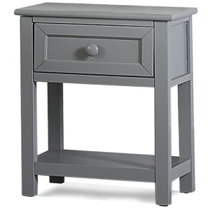 Schoolhouse 4.0 Nightstand - Gray