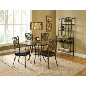 Marsala 5pc Dining Set