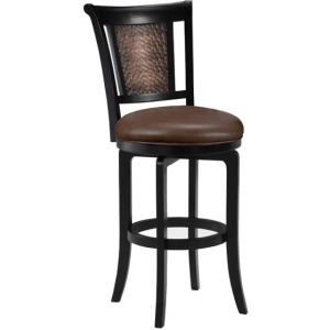 Cecily Swivel Counter Stool