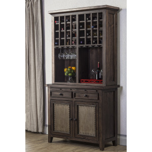 TUSCAN RETREAT  BUFFET AND HUTCH