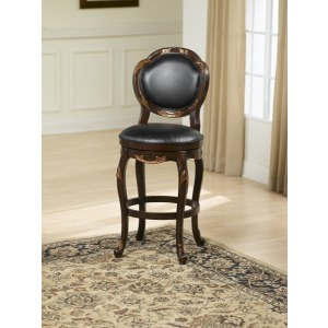 Alaina Swivel Counter Stool