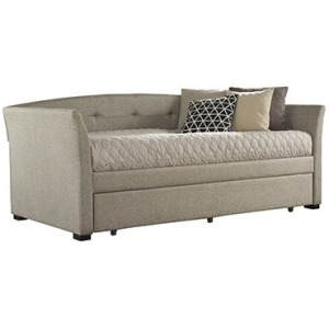 Morgan Daybed w/Trundle - Natural Herringbone