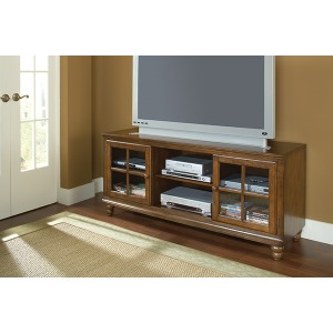 Grand Bay 61quot Console - Distressed Pine