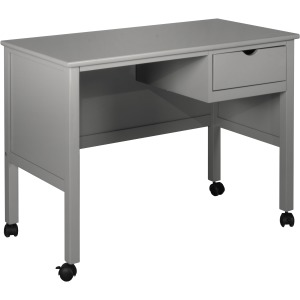 Schoolhouse 4.0 Schoolhouse 1 Drawer Desk - Gray