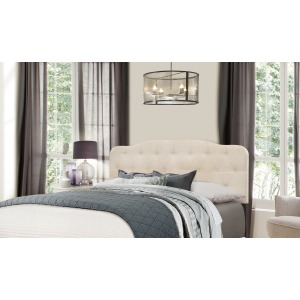 Nicole Full/Queen Headboard - Linen