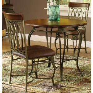 "Montello 3pc 36"" Dining Set"