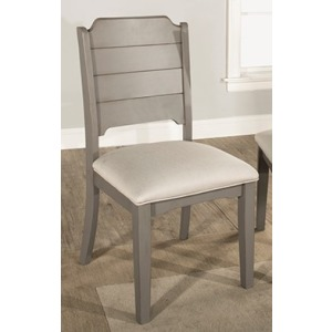 Clarion Side Dining Chair - Distressed Gray