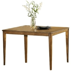 BayberryGlenmary Counter Height Table Oak