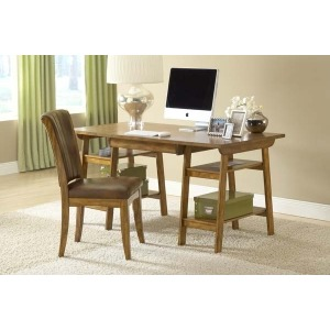 Park Glen Desk Set Oak