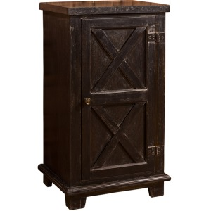 Bellefonte 1 Door Cabinet