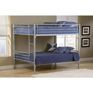 Universal Full/Full Bunk Bed