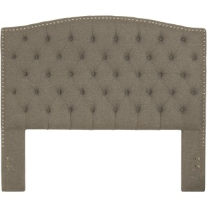 Lila King / California King Headboard - Natural Herringbone