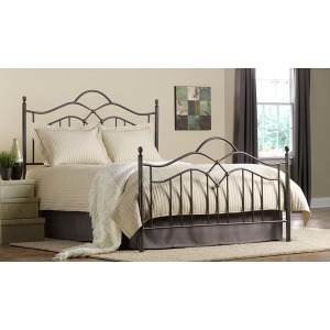 Oklahoma King Duo Panel Bed