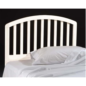 Carolina Twin White Headboard