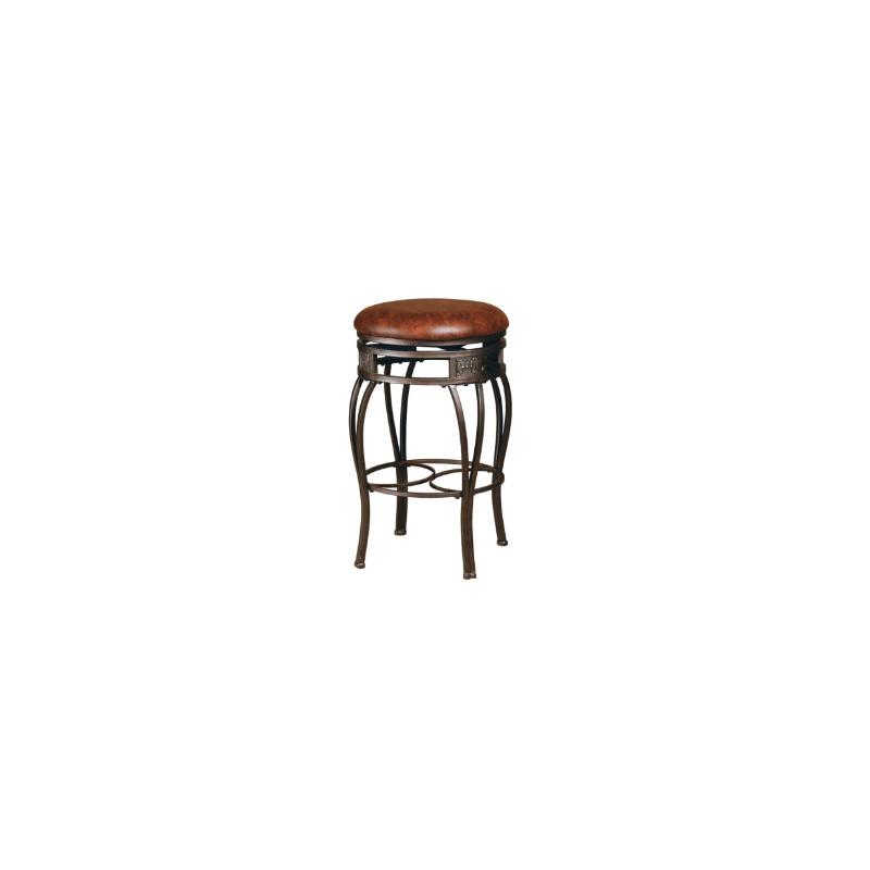 Astounding Montello Backless Swivel Bar Stool By Hillsdale Furniture Caraccident5 Cool Chair Designs And Ideas Caraccident5Info