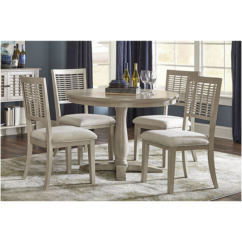Fine Ocala 5 Piece Dining Set By Hillsdale Furniture 4838Dt5 Bralicious Painted Fabric Chair Ideas Braliciousco