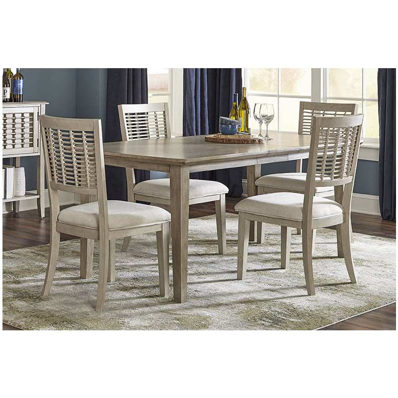 Incredible Ocala 5 Piece Extension Rectangle Dining Set By Hillsdale Pdpeps Interior Chair Design Pdpepsorg