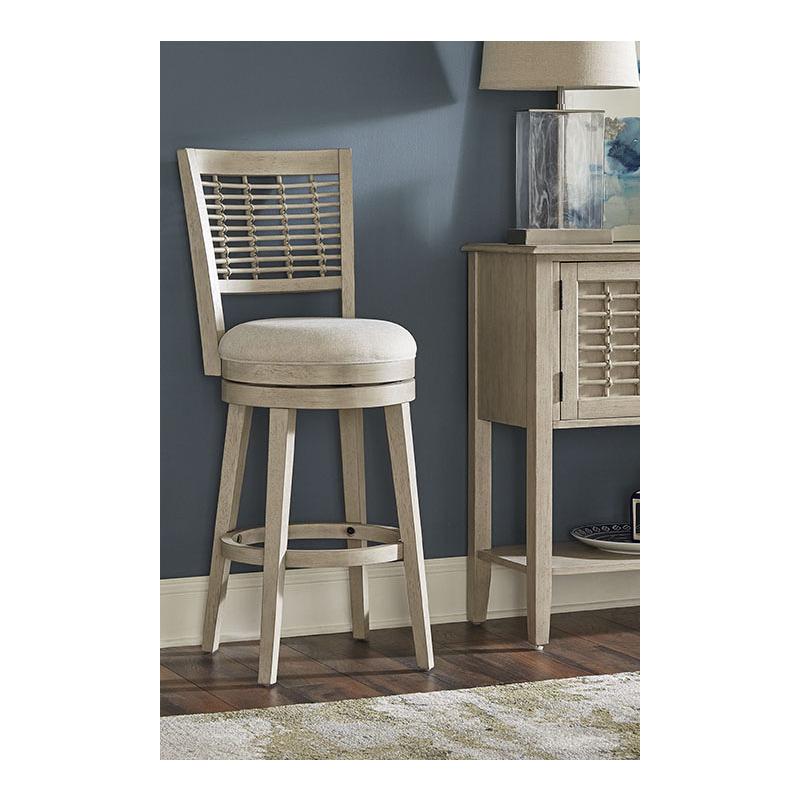 Pleasing Ocala Swivel Counter Stool By Hillsdale Furniture 4838 826 Creativecarmelina Interior Chair Design Creativecarmelinacom