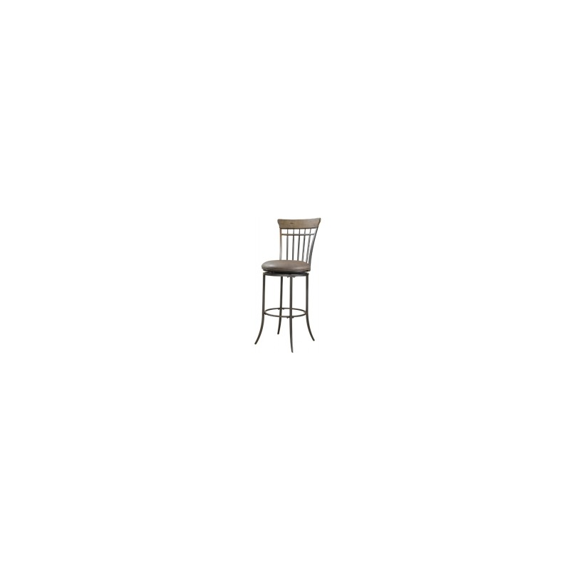 Super Charleston Spindle Back Counter Stool By Hillsdale Furniture Evergreenethics Interior Chair Design Evergreenethicsorg