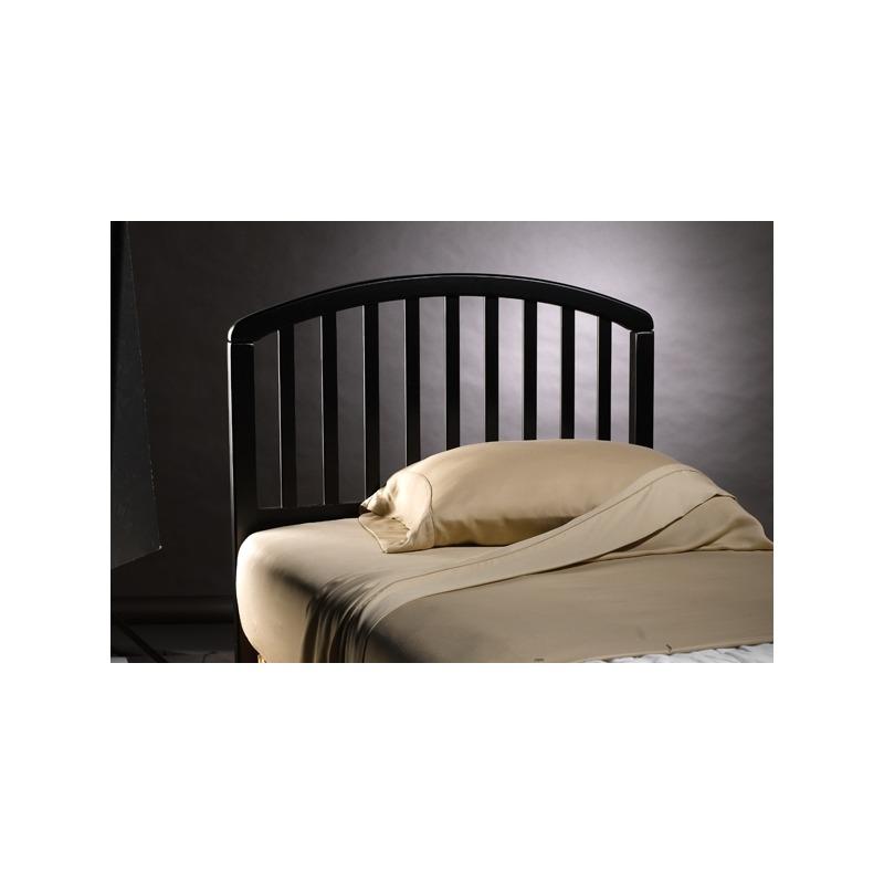 Carolina Black Twin Headboard By Hillsdale Furniture 1592