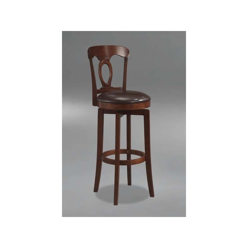 Excellent Corsica Swivel Counter Stool Brown By Hillsdale Oskar Evergreenethics Interior Chair Design Evergreenethicsorg