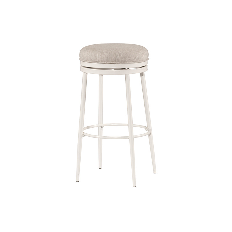 Awesome Aubrie Backless Swivel Counter Stool By Hillsdale Furniture Evergreenethics Interior Chair Design Evergreenethicsorg