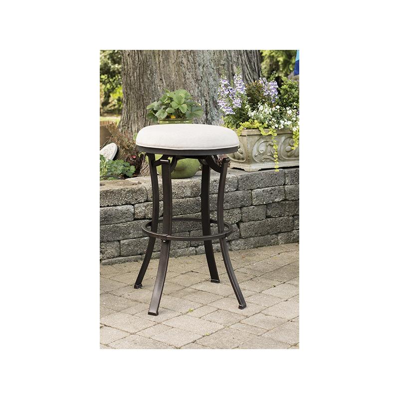 Astonishing Bryce Backless Indoor Outdoor Swivel Counter Height Stool By Uwap Interior Chair Design Uwaporg