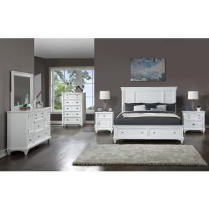 Hilton Head Queen Bedroom Set