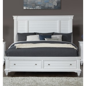 Hilton Head King Storage Bed