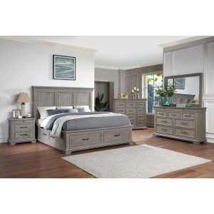 Lansing 4PC Queen Bedroom Set