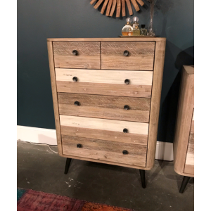Boardwalk Tall Chest 32""