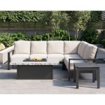 3 PC Outdoor Sectional