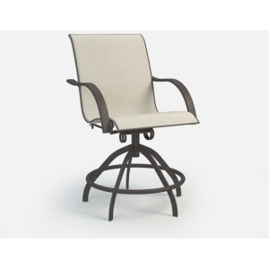 Stella Swivel Rocker Balcony Stool