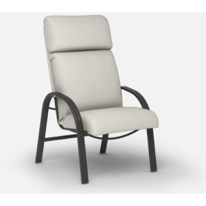 Palisade Cushion Dining High Back Dining Chair