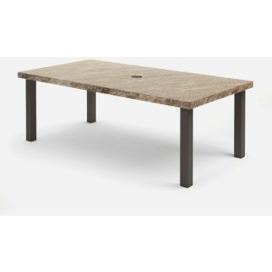 Slate Rectangular Dining Table