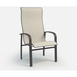 Harbor High Back Dining Chair