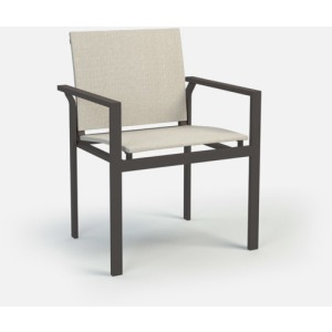 Allure Cafe Arm Chair (Stackable)