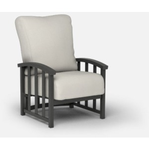 Liberty  (Aluminum) Chat Chair