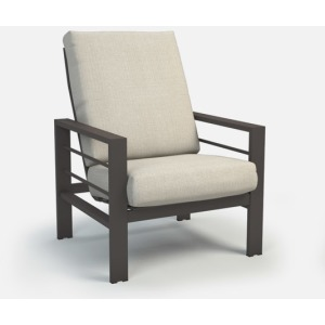 Sutton Cushion High Back Chat Chair