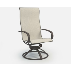 High Back Swivel Rocker