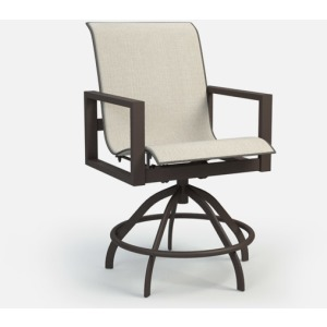 Sutton Swivel Rocker Balcony Stool