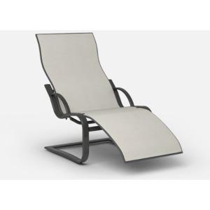 Lana  (Aluminum) Spring Base Chaise