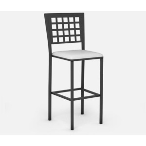 Manhattan  (Steel) Bar Stool
