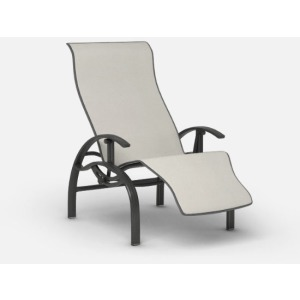 Holly Hill  (Aluminum) Comfort Recliner