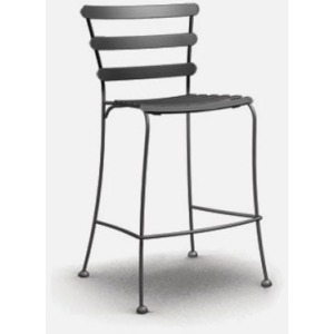 Wynn (steel) Bar Stool