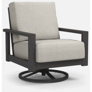 Swivel Rocker Chat Chair
