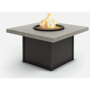"Shadow Rock 42"" Chat Fire Pit"