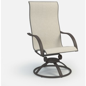 Stella High Back Swivel Rocker