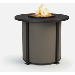 "Breeze 42"" Balcony Fire Table"