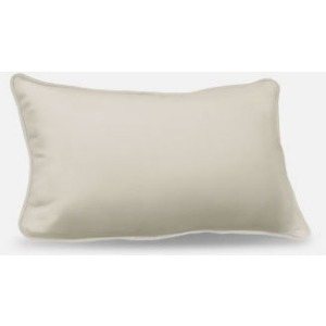 "12"" x 16"" Kidney Pillow (with Welt)"